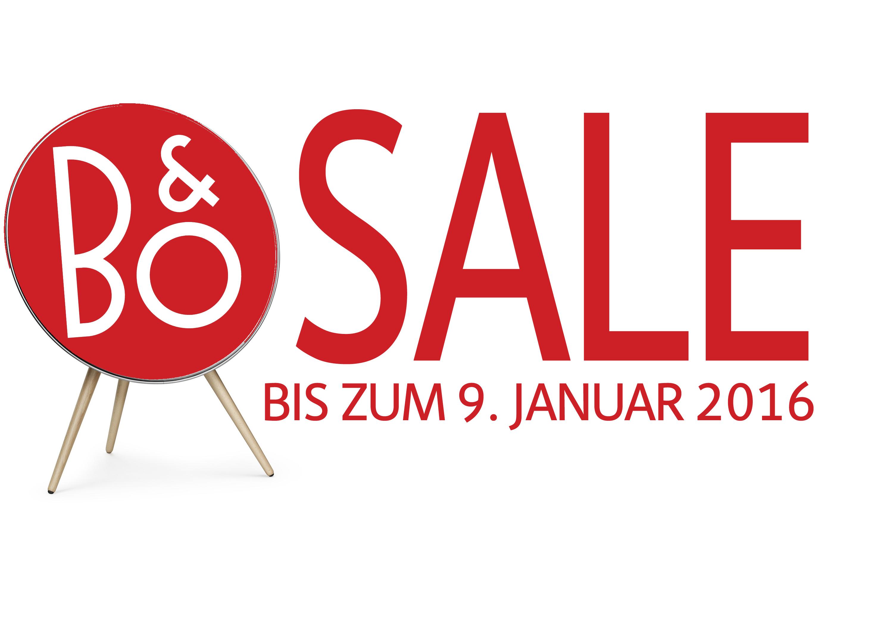 Bang & Olufsen Sale