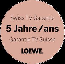 Willkommen in der Welt von Loewe.                        NEU: mit 5 Jahre Garantie